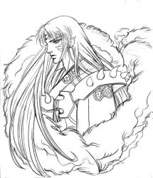 Sesshomaru by Sagita-D