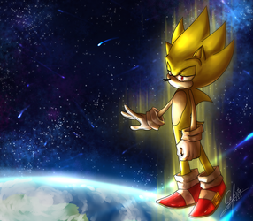 Super sonic by Calista-222