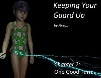 Keeping Your Guard Up: Chapter Two by areg5