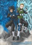 Commission - Brothers in Arms by zeth3047