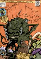 The Incredible Hulk 181 FOOM by soliton