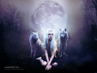Immortal by MadelineSane