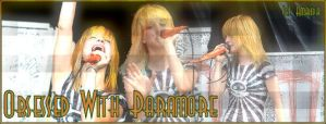Another Paramore sig by LetTheFlamesBegin