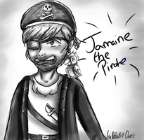 (GIFT) Jamaine The Pirate by NatalieGuest