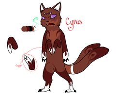 Cyrus reference by Spiritpie