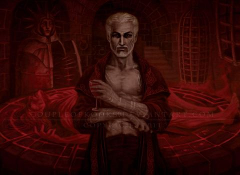 Odo Humbert - Heroes and Champions Calendar by coupleofkooks