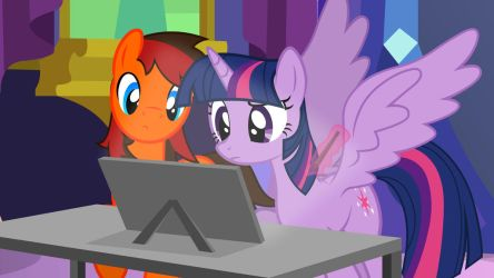 Teaching Her by ViperBrony454