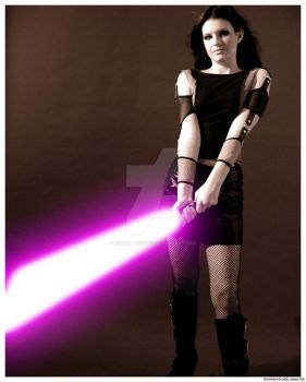 KristyVictoria the Jedi by TheButterZone