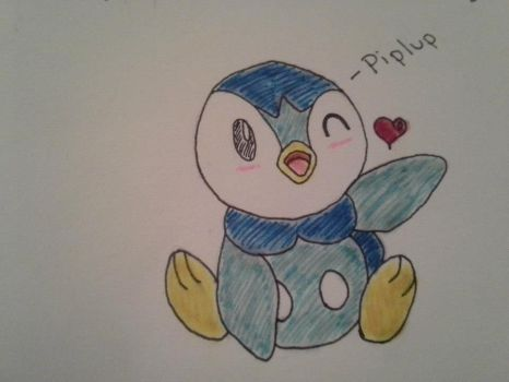 Piplup! by Wrath4life