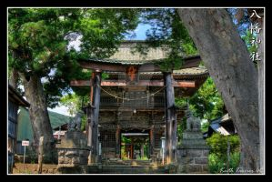 Hachiman Shrine 02 by Keith-Killer