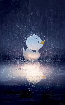 It's pouring, It's raining..... by PascalCampion
