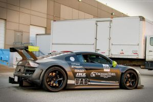 The R8 LMS by SeanTheCarSpotter