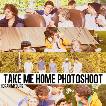 Take me home photoshoot by HoranImYours