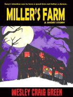 Miller's Farm final cover by WesleyCraigGreen