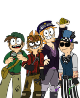 Steamboys by Eddsworld-tbatf