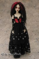 Achat, the witch by miradolls