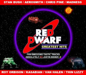 Red Dwarf - Greatest Hits by DoctorWhoOne