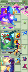 Team Fearious: app 2.5 by NERD-that-DRAWS