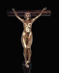 Mary Magdalene Crucified by gplioplys