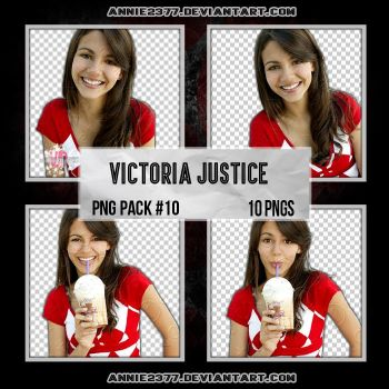 Victoria Justice PNG Pack #10 by annie2377