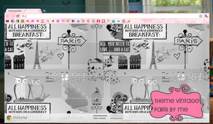 theme cute google chrome by creamanuali