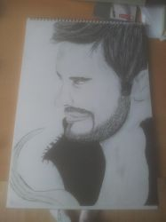 Captain Hook from Once Upon a Time by Dees4life