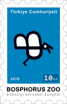 Typographic Stamp I by n