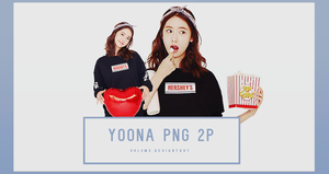 Yoona H:CONNECT 2P PNG by vul3m3