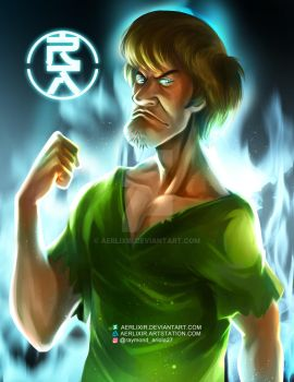 Shaggy by aerlixir
