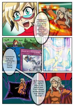 YGO Doujin Bonus Chapter - Wally's Agent - Page 15 by punkbot08