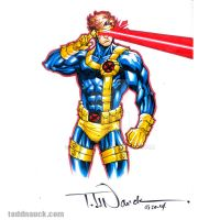 Cyclops by ToddNauck