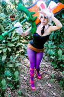 Searching  for Teemo by DyChanCos