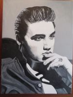Young Elvis by ennersemporium