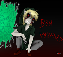 Ben Drowned by DracorusTerra