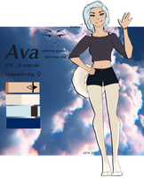 [REF] - Ava 2017 by wixxii