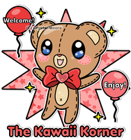 Welcome to The Kawaii Korner! by Crystal-Moore