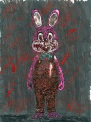 Robbie Silent Hill Request by Chuck-K