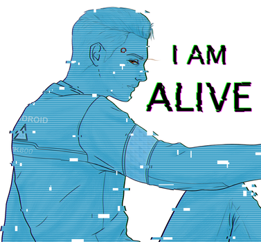Connor - I Am Alive by bsdthings