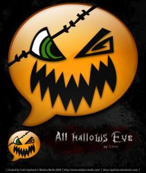 All Hallows Eve by apathae
