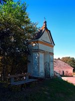 The small chapel at the mill by patrickjobst