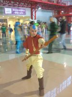 Avatar Cosplay by sadclown424
