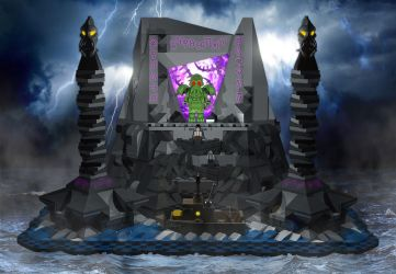 The Call of Cthulhu - LEGO Ideas project by Steam-HeART
