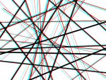 Line Web - Anaglyph by NewWorldPunk