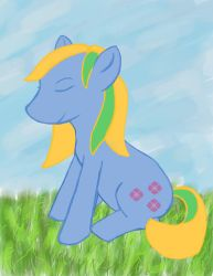 Spring peace by aquapunkchick