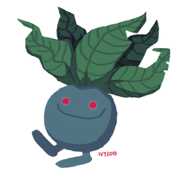 Oddish by cloudroute