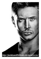 Dean Winchester by JustABeautifulDream