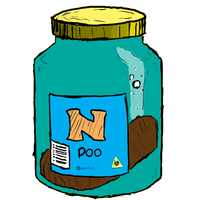 N Poo by meatcar