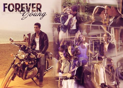 Forever Young by AnshuCullen
