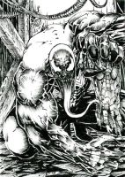 Venom ATC Two Inks by DKuang