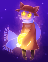 Niko by ChokolateKitty